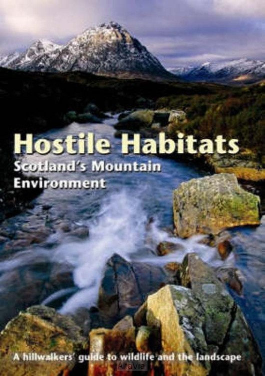 Hostile Habitats Scotland's Mountain2015