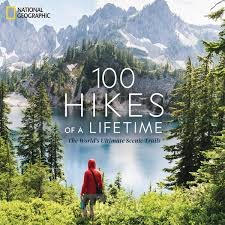 100 hikes of a lifetime / scenic trails