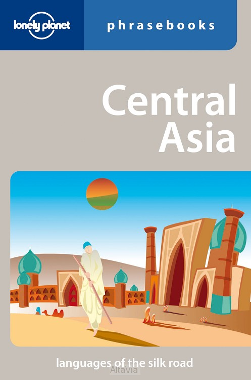 Central Asia phrasebook 2 lsk