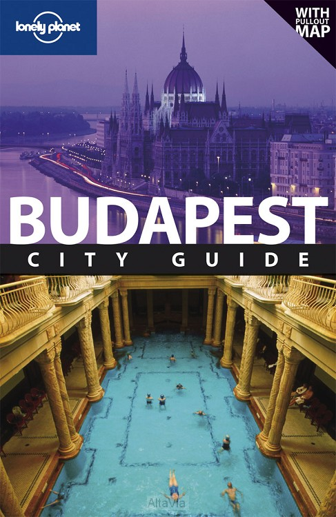 Budapest 4 city guide +map