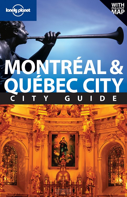 Montr?al & Qu?bec 2 city guide +map