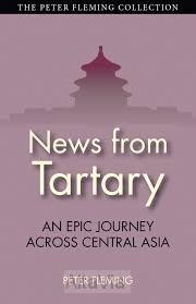 News from Tartary/china/centraal azie