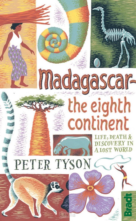madagascar the 8 continet bradt 2013