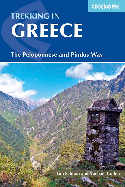 greece pindos way & Peloponnese 2018