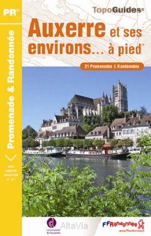 Auxerre & ses env. ? pied 21 prom. & ran