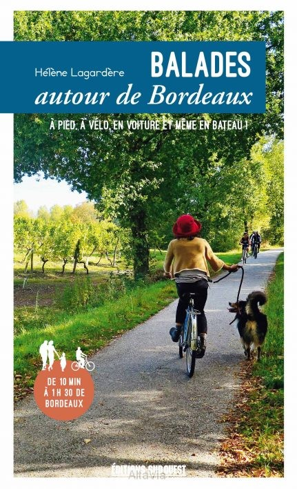 bordeaux balades velo Sudouest 2017