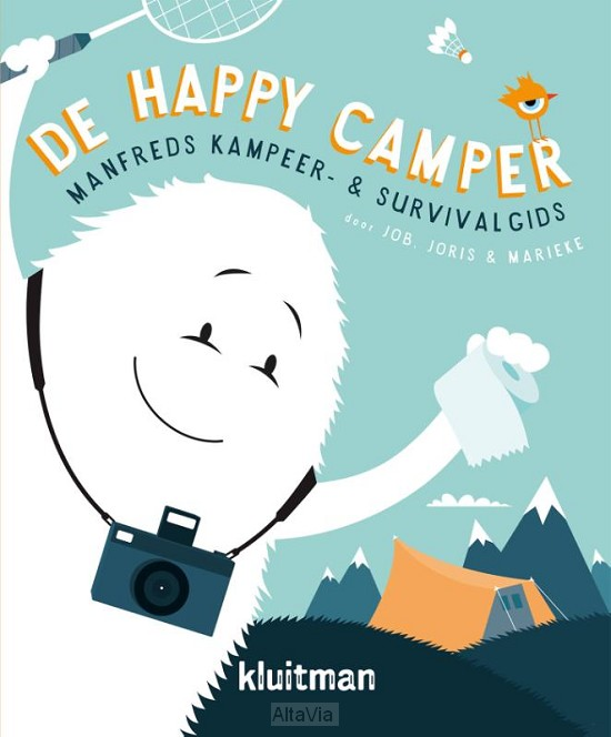 De happy camper 2018